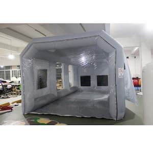 Carpa Inflable 7 x 4 x 3 m MD Ultimate Spraybooth